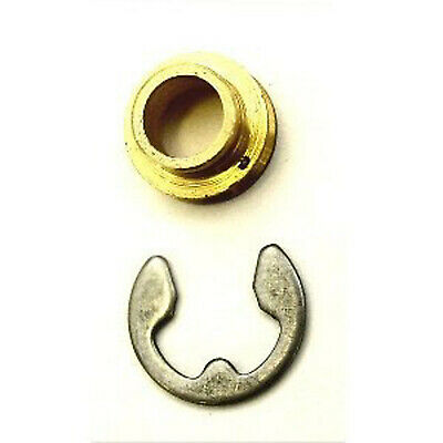 TURNED BRASS DIAL GROMMETS 8mm