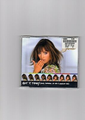 4 New CD Singles for £1: Jennifer Lopez - Ain't It Funny, Goldmine, Galliano +