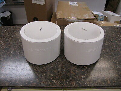 Pair of Bose FreeSpace DS 16F Celling Mount Loudspeakers Speakers - Quantity