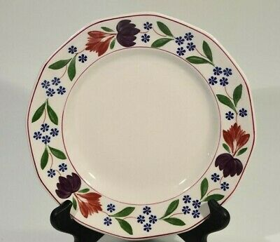 "Adams English Ironstone 8 1/4"" Old Colonial Pattern Salad Plate."