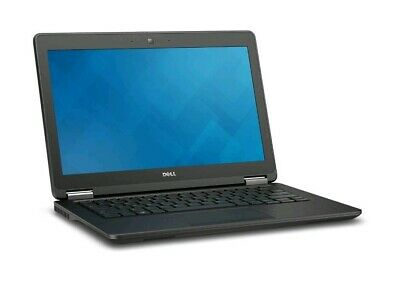 Barely used Dell Latitude E7250 i7 touch 1080p