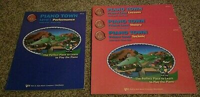 Performance Piano Town Level 1
