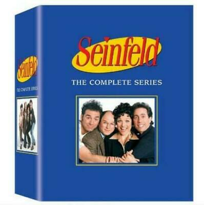 Seinfeld The Complete Series : Seasons 1-9 , Dvd Box Set, Free Shipping, New.