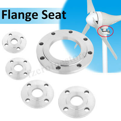 Flange Seat Wind Turbine Generator Accessories Iron Galvanized For Generator
