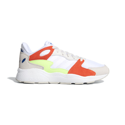 Adidas Crazychaos [EF1046] Men Casual Trainers Running Shoes White Orange