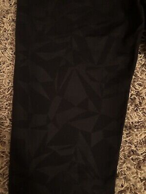 Ivivva Girls 14 Cropped Leggings