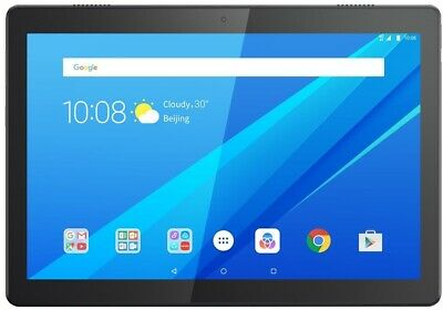 """Lenovo Smart Tab M10 10.1 schwarz 16GB LTE Android Tablet 10,1"""" Display 5 MPX"""