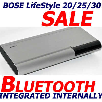 Bose Lifestyle  5,8 or 12 with Bluetooth $220.We fully refurbish your unit
