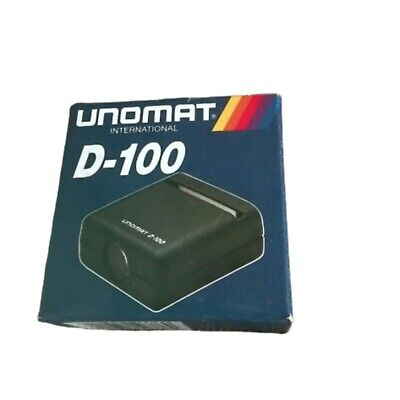 Unomat D-100 Diabetrachter 5 x 5 Made in Germany