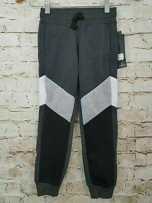 Southpole Kids Boys' Little Active Basic Jogger Pant Gray Small 4 NWT