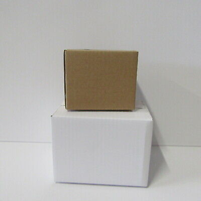 100 X  Assorted Small Royal Mail Postal Cardboard Boxes  Packing Mailing Boxes .