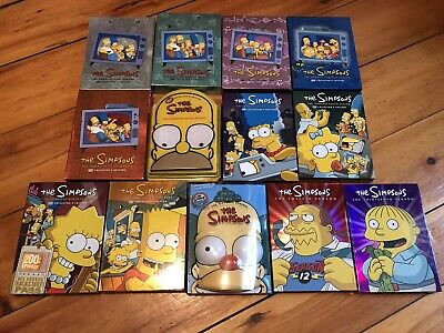 The Simpsons DVD Seasons 1-13