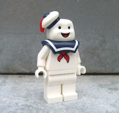 LEGO Ghostbusters STAY PUFT minifigure ONLY from Dimensions Fun Pack set 71233