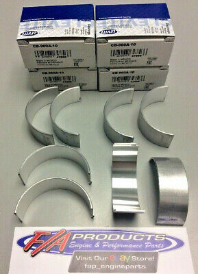Engine Connecting Rod Bearing Set 6 Clevite CB-1806A-10