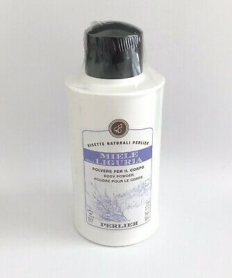 Perlier Honey Liguria Body Talc Talcum Powder