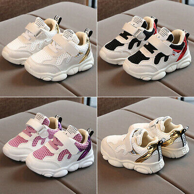 Kids Boys Girls Sports Shoes Baby Child Casual Outdoor Running Athletic Sneakers