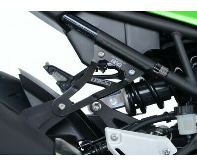 Kawasaki Z900 -17/19 - Support Echappement R&G Racing - Eh0074Bka