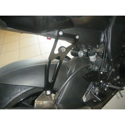 Kawasaki Zx10R-08/10- Support Echappement R&G Racing-446444