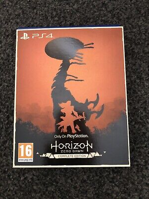 Horizon Zero Dawn Complete Edition - PS4 - Only on PlayStation Slipcover