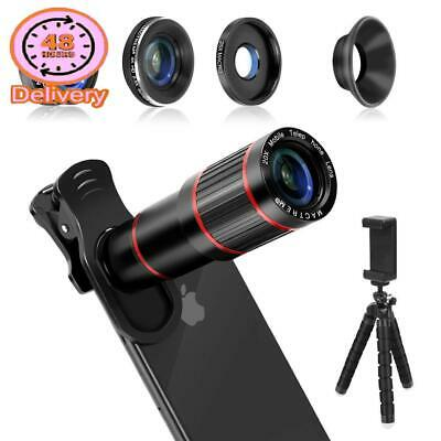 Carry Bag DURAGADGET Telephoto Zoom Lens Kit for Smartphones XZ1 Compact /& XA1 Plus Compatible with the Sony Xperia XZ1 with Tripod