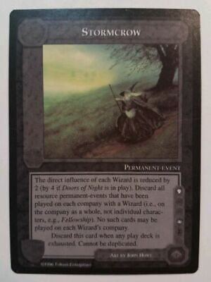 Middle-earth Collectible Card Game stormcrow