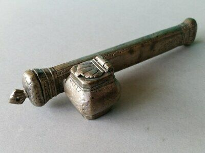 RARE ANTIQUE jewelry Ottoman GOLD PLATED SILVER filigree HANDMADE Bracelet XIXc.