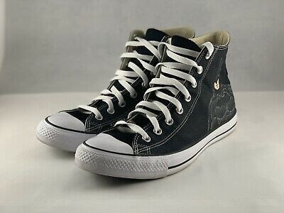Batman Chuck Taylor Converse All Star Shoes. Sz 10. Great Condition!!!!