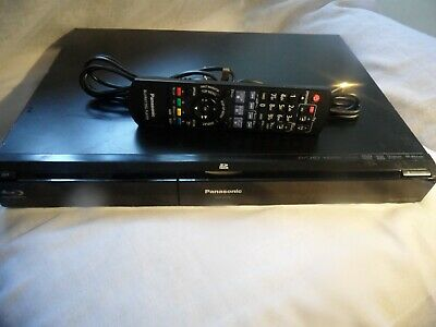 PANASONIC BLU-RAY Disc Player DVD DMP-BD30 Black HDMI