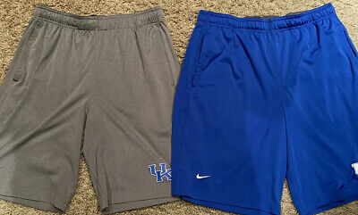 Large  Loudmouth Kentucky Wildcats Men/'s Basketball Shorts