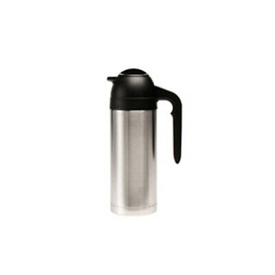 1 Liter Carafe, Stainless Steel. NSL Approved