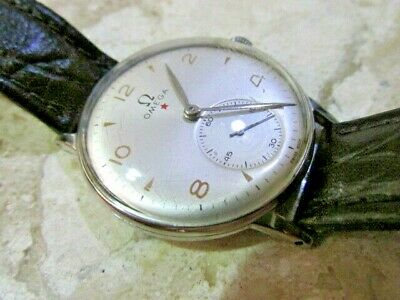 """Omega cal 30T2 """"Red Star"""""""