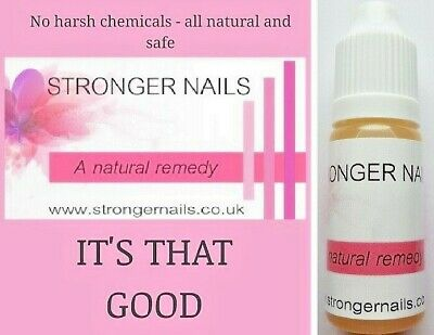 💅 STRONGER NAILS™💅 Stronger Nails™ for Healthy Nails | Weak Brittle Nail Cure