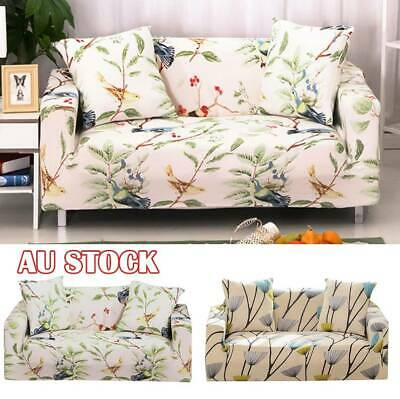 Super Stretch Sofa Cover Couch Lounge Protector Slipcovers 1 2 3 Seater Covers