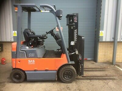 Toyota 7FBMF18 Electric Counterbalance Forklift