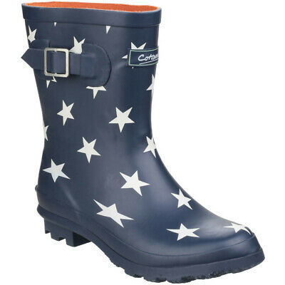 Cotswold Womens//Ladies Beaumont Waterproof Pull On Wellington Boots FS4153