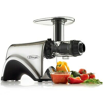 Omega NC900HDSS Juicer and Nutrition Centre