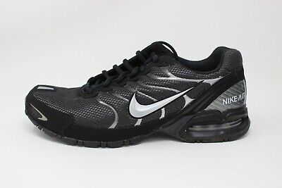 Men's Nike Air Max Torch 4 Running Anthracite/Silver--DISCOUNTED-US SIZE 9.5