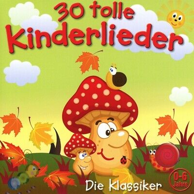 KIDDY CLUB - 30 tolle Kinderlieder. Vol.2, 1 Audio-CD