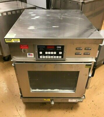 Winston Half-Size CVAP Cook and Hold Oven