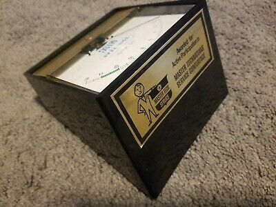 Chrysler Plymouth Dodge Master Tech Service Conference Dc Volt Meter Award