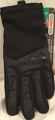 NWT Men's Head Hybrid Gloves Warmth + Touchscreen Compatible Size XL