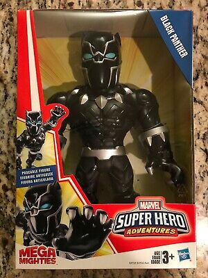Marvel Super Hero Adventures Mega Mighties - Black Panther Avengers