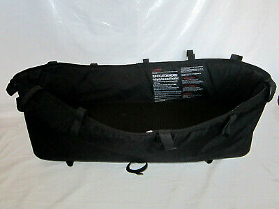 Bugaboo Cameleon 3 Carrycot In Black Mattress & Cover, Base, Outer Fabrics