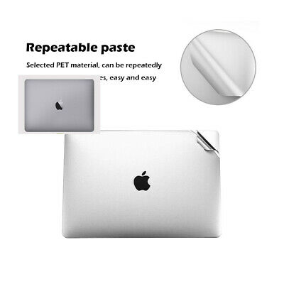 Anti-Scratch Waterproof Skin Sticker Decal Protective Film For MacBook Pro 16""