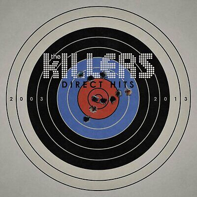 The Killers - Direct Hits - 2 x Vinyl LP in Gatefold Sleeve *NEW & SEALED*