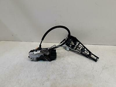 2014 VAUXHALL INSIGNIA Right Front Door Lock Assembly