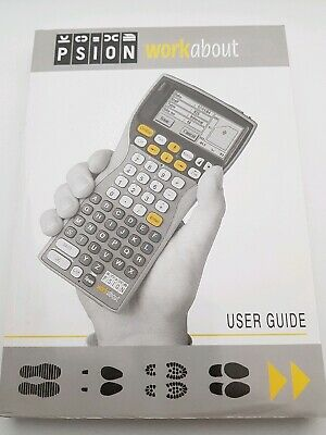 Psion workabout User Guide