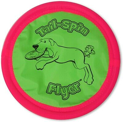FLOPPY DISC  for Dog Toy SMALL FRY Frisbee SOLD EACH ITEM 6 1/2Inch