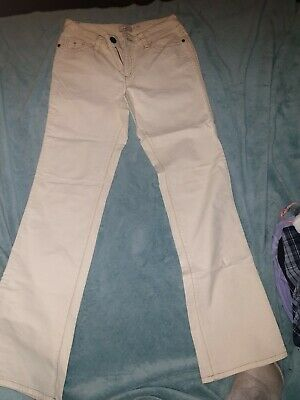 Joules indiana off White Cords jeans Size 10L