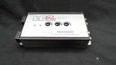 LC2I Control Cont Audio W 2 Channel Line Out Converter BASS Sub Control